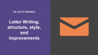 IELTS General Letter Writing