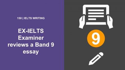 Band 9 Essay question and introduction