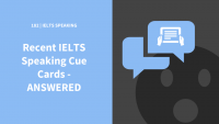 2018 ielts speaking cue cards