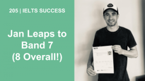 ielts success story