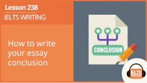 How to Write Your Essay Conclusion