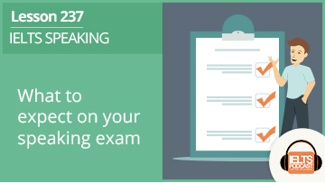 What to Expect on Your Speaking Exam